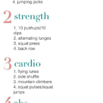 The 4×4 Workout