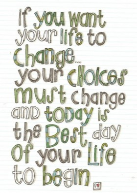 Make the Change Today